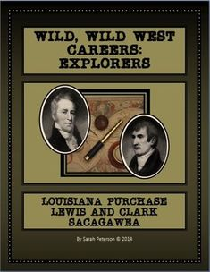 This product contains 6 one-page reading passages covering the Louisiana Purchase, the Corps of Discovery, Lewis and Clark, Sacagawea, the Expedition and more. This product is also perfect for SUBSTITUTE TEACHERS, enrichment learning, homeschool or co-ops! The reading passages are great for CLOSE READING with any non-fiction graphic organizer (not included). THIS LESSON INCLUDES READING PASSAGES, ACTIVITIES, REVIEW GAME, WORKSHEET AND TEACHER'S KEY.  Grades 4-7 and Homeschool. 23 pages. $