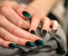 Some folks wear kilts to show their St. Patrick's Day spirit, while others don big-buckled shoes and red beards as a sign of Celtic pride. But here at Brit + Co., we celebrate the Irish holiday with nail art! And really, the traditional greens and golds of St. Paddy's Day lend themselves to some seriously chic looks—shamrock embellished or not! Believe us: these 16 manis are the ones to flash as you raise your Guinness sky high. Sláinte!