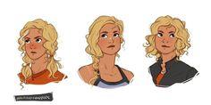 Aging Annabeth
