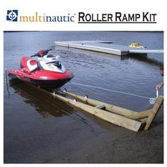 Multinautic Boat Ramp Kit-19225 - The Home Depot