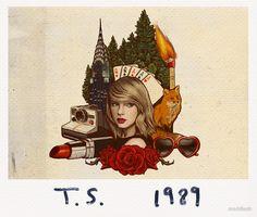 1989 (Polaroid Version) by maddiesh
