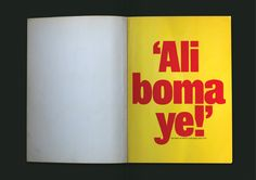 Muhammad Ali - Boma Ye!
