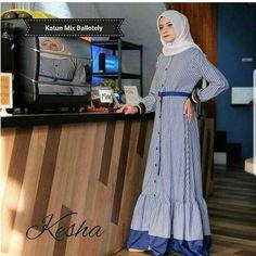 Jb KESYA DRESS  VG001 Harga : rp. 90.000 Panjang : 132cm Bahan : katun mix balotelly Ukuran all size fit to L  Informasi dan pemesanan hubungi kami SMS/WA +628129936504 atau www.ummigallery.com  Happy shopping   #jilbab #jilbabbaru #jilbabpesta #jilbabmodern #jilbabsyari #jilbabmurah #jilbabonline #hijab #Kerudung #jilbabinstan #Khimar #jilbabterbaru #jilbab2018 #jilbabkeren #jilbabmodis #bajumuslim #gamis #syari #maxidress #maxi #atasanwanita #atasanmuslim