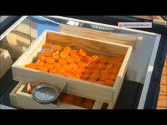 construccion de deshidratador de alimentos - YouTube