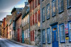 The Top 10 Things To Do and See in Quebec City, Canada Old Quebec, Montreal Quebec, Quebec City, Best Vacations For Couples, Couples Vacation, Alberta Canada, Westminster, Ontario, Province Du Canada