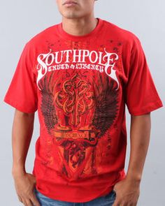 The Screen Print Tee by Southpole