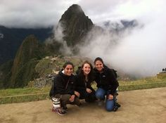 Our team visiting Machu Picchu! #SkillCorps #Peru2014