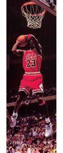 Michael Jordan wearing the Air Jordan 6  Unstoppable