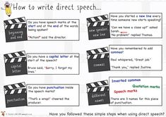 Teacher's Pet Displays » Speech Marks Reminder Mat » FREE downloadable EYFS, KS1, KS2 classroom display and teaching aid resources » A Sparklebox alternative