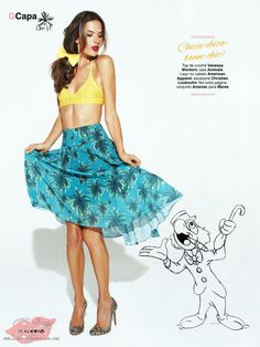 Alessandra Ambrosio - glamour brazil, september 2013