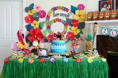 Birthday Party Ideas | Photo 37 of 44 | Catch My Party