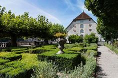 Palais Besenval - Tagungslocation in Solothurn