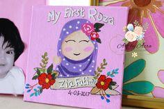 My First Quran/Roza Custom Canvas