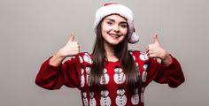 Hässliche Weihnachtspullis - Pointer zeigt dir die hässlichsten Weihnachtspullis der Welt. Dieser Trend zu den Festtagen wird immer beliebter.