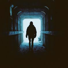 They turned another corner and Sarah finally caught a glimpse of light up ahead. There was also a gentle whooshing sound that was slowly getting louder. It sounded like moving water. Lots of water. ~Ash Brownd