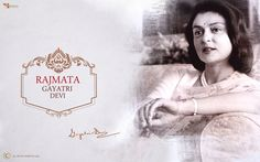 Theme : Rajmata Gayatri Devi 2015,Designed By : Sanchari Bhattacharya