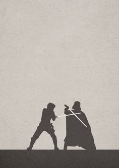 Star Wars Silhouette
