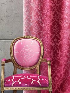 Chivasso - Reflections chair fabric