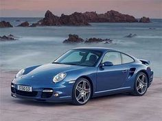 997 Turbo. looks good in Blue.
