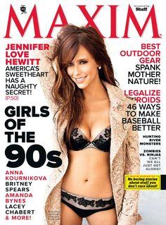 Brian Hallisay, Brian Austin Green, Jessica Biel, Justin Timberlake, Maxim Magazine Covers, Jennifer Amor, Jennifer Love Hewitt Pics, Leven Rambin, Maxim Cover