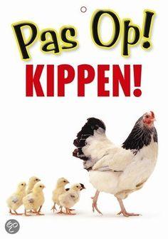 Waakbord Nl Kippen