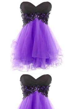 Cute Homecoming Dress, Lace Homecoming Dress #CuteHomecomingDress #LaceHomecomingDress Homecoming Dresses 2018