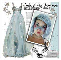 """Halloween Costume"" by deeyanago ❤ liked on Polyvore featuring Balmain, KOTUR, Yves Saint Laurent, halloweencostume and DIYHalloween"