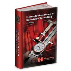 Hornady Handbook of Cartridge Reloading : Hornady Handbook of Cartridge Reloading | Brownells