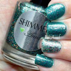 Shimmer Polish Anna by I'm A Nail Art Addict