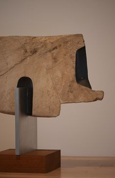 Stone Sculptures at the Noguchi Museum - Basalt, Marble and Granite Sculptures of Isamu Noguchi - Nalata Nalata