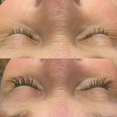 8364e5636fb What a gorgeous set of natural looking eyelashes after a bad experience  somewhere else! Lash Extensions by Allison!