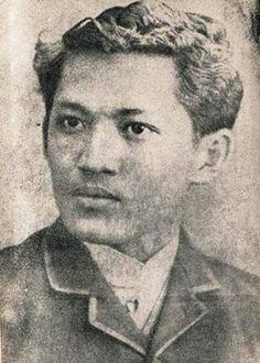 National Hero - Jose Protacio RIZAL Mercado y Alonso Realonda (Jun 19, 1861 - Dec 30, 1896)
