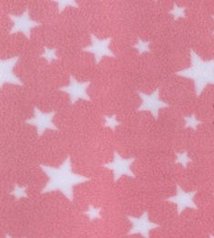 Starry Sky Polar Fleece Fabric Sew Over It Patterns, New Look Patterns, Simplicity Patterns, Christmas Fabric Crafts, Tilly And The Buttons, Halloween Fabric, Fabric Gifts, Pink Stars, Polar Fleece
