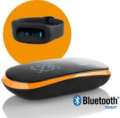 ¡Chollo! Pulsera de actividad Medisana ViFit con Bluetooth por sólo 26.99 euros.