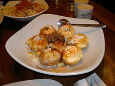Dahi Puri #food #pakistan