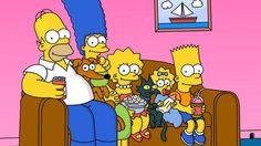 La familia Simpson. - Externa
