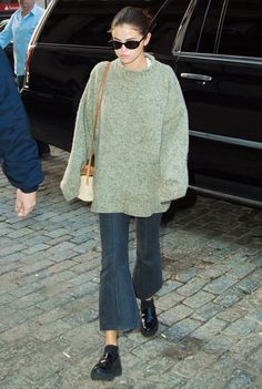 Selena Gomez paid a visit to Taylor Swift in NYC wearing this perfect-for-fall shoe trend—have you tried it yet?