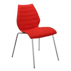 Maui Soft Chair - Red