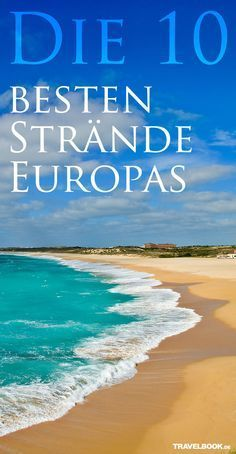 """The cult travel guide """"Lonely Planet"""" has again the best beach sections … - Travel Destinations Places To Travel, Places To See, Travel Destinations, Lonely Planet, Reisen In Europa, Travel Goals, Travel Around The World, Trip Planning, Wonders Of The World"""
