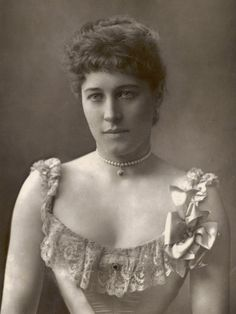 """Lily Langtry, """"The Jersey Lily"""""""