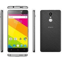Mobilný telefón Zopo Color F5 (6955931905099) čierny