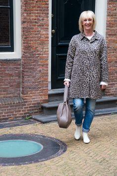 Leopard print summer coat - No Fear of Fashion