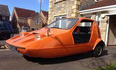 1970s Bond Bug car