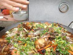 Receta super facil de pollo al disco - paso a paso - Taringa!