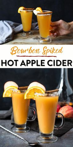 Apple Cider Alcohol, Apple Cider Whiskey, Spiked Apple Cider, Bourbon Whiskey, Hot Toddy Recipe Bourbon, Hot Apple Cider Cocktail, Cider Cocktails, Alcohol Drink Recipes, Hot Drinks With Alcohol