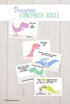 Must-Have Dinosaur Lunchbox Jokes for Kids School Bus House, Food Jokes, Quiet Time Activities, Lunch Box Notes, Kids Up, Jokes For Kids, Holiday Themes, How To Stay Motivated, Parenting Hacks