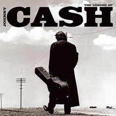 The Legend Of Johnny Cash (LP)