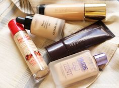 Top 5 Foundations Round-up (pale skin friendly) | Kenderasia