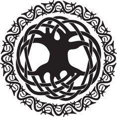 celtic arbol de vida
