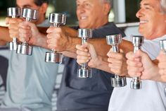 Older Adults See Strength Improvements With Lighter Weights